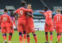 Menang 2-0 Atas Newcastle, Chelsea ke Pucuk Klasemen