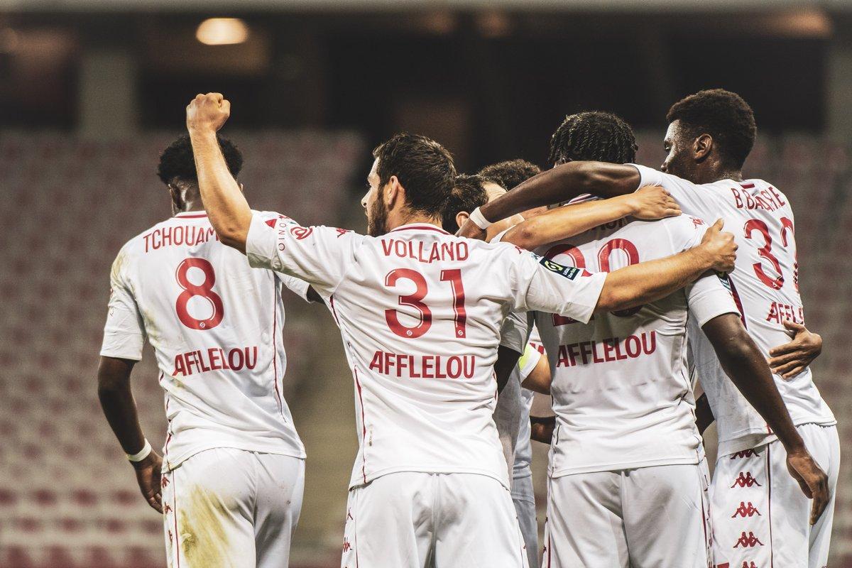 Menang Lagi, AS Monaco Perbaiki Posisi Di Papan Klasemen