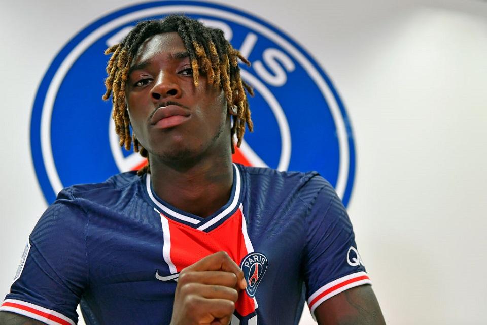 Sempat Diragukan, Kini Kean Bersinar Bersama Paris Saint-Germain