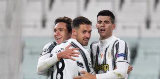 Morata Ramsey Juventus
