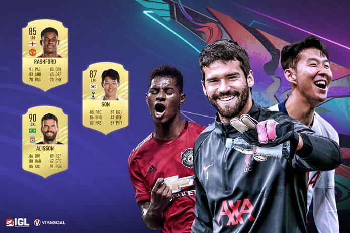 Jajaran Pemain yang Sering digunakan di FIFA 21 Ultimate Team