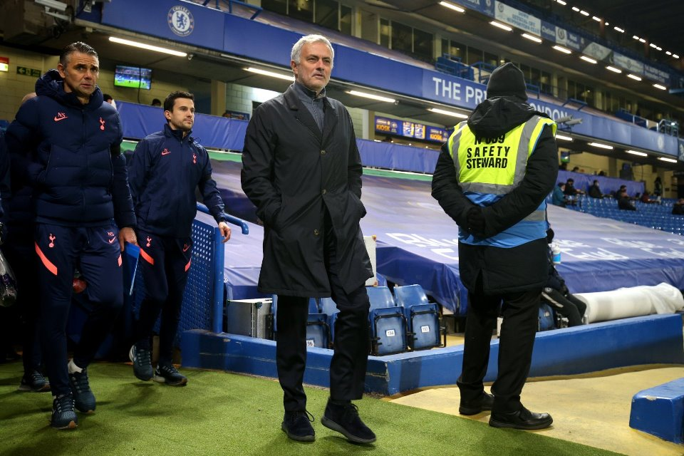Mourinho Merendah tentang Gelar Juara, Lampard Justru Sebaliknya