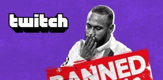 Superstar PSG Resmi di Banned dari Twitch, Kenapa?