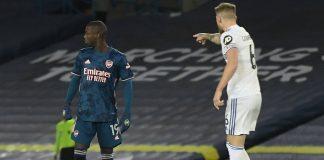 Nicolas Pepe vs Leeds