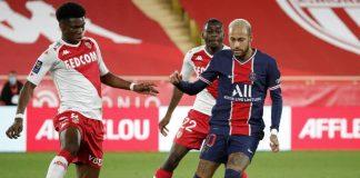 PSG Monaco