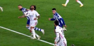 Pelanggaran Ke Marcelo Kok Tidak Ditinjau VAR?