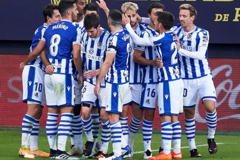 Real Sociedad Catatkan Start Terbaiknya Sepanjang Sejarah Klub