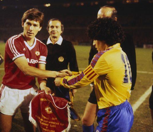 Bryan Robson-Maradona
