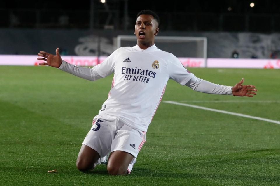 Cedera Hamstring, Wonderkid Madrid Menepi Tiga Bulan