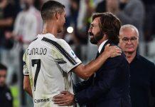 Ronaldo Pirlo vs Roma