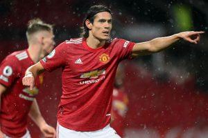 Semakin Bugar, Cavani Akan terus Cetak Gol tuk Manchester United