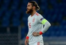 Sergio Ramos Dua Kali Gagal Penalti, Pelatih Spanyol Enggan Mempermasalahkan