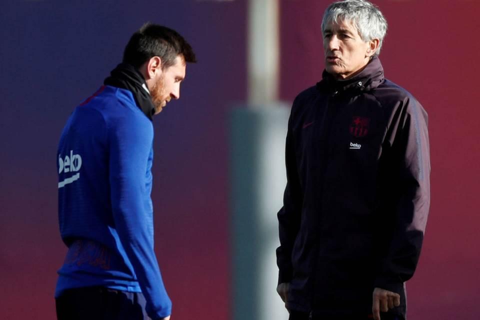 Mantan Pelatih Beberkan Hal Mengejutkan Soal Messi