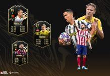 Jajaran Pemain yang Masuk ke Dala TOTW 9 FIFA 21