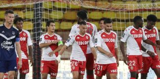 Taklukkan Bordeaux 4-0, Monaco Putus Tren Tanpa Kemenangan
