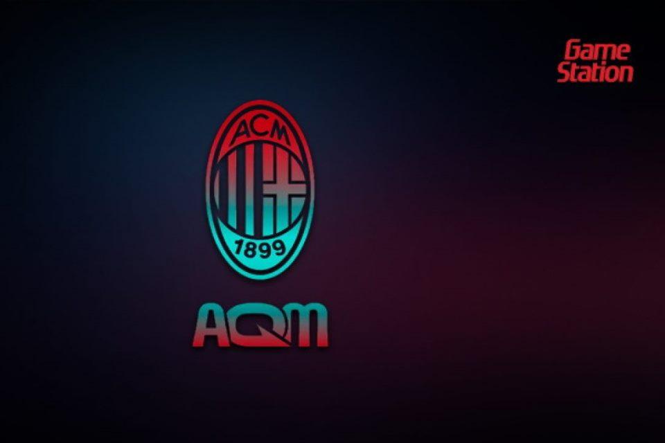 Team Qlash, eSports Baru Milik AC Milan