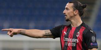 Terkait Kontrak Baru di Milan, Ibrahimovic Kita Tunggu Akhir Musim