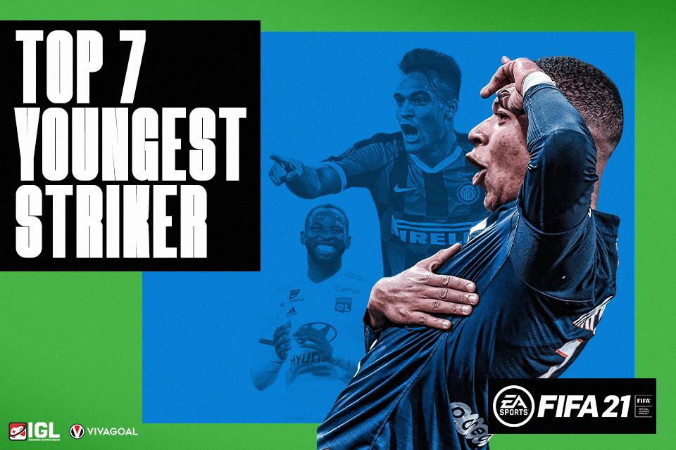 7 Striker Muda Mematikan di FIFA 21