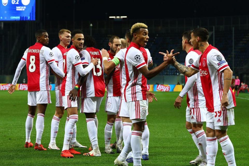 Ujian Ajax Buru Kemenangan Perdana Di Liga Champions