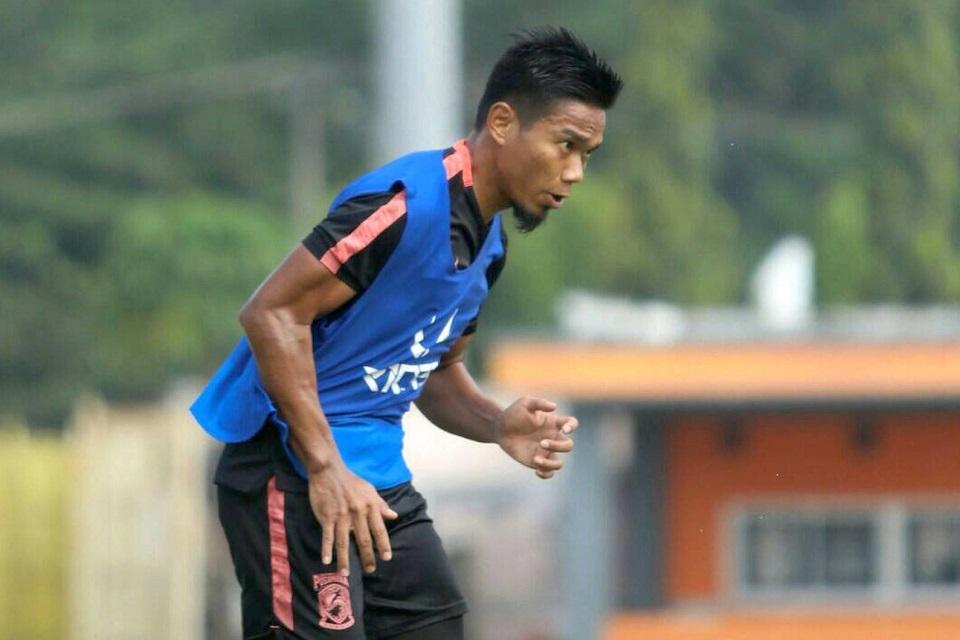 Wildyansyah, pemain senior Borneo FC