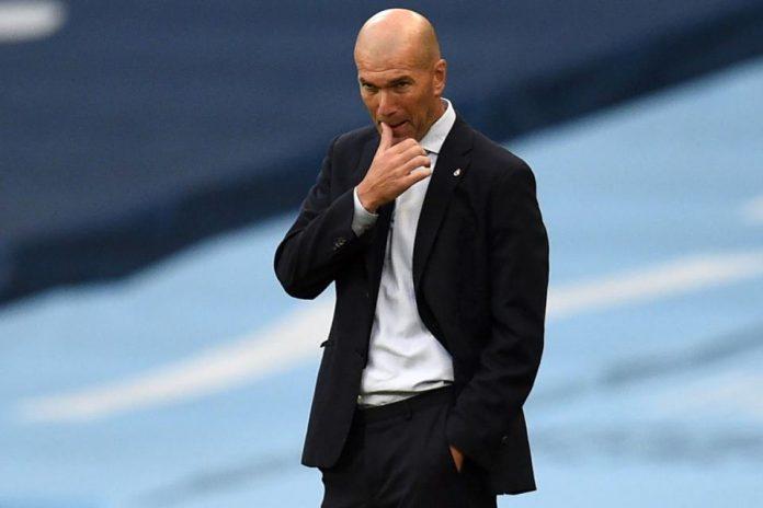 Zidane Kirim Kode Tidak Bakal Perpanjang Kontrak Di Real Madrid