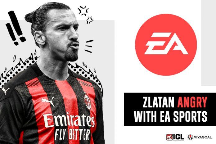 Ibrahimovic Mencak-Mencak ke EA Sports, Ada Apa?