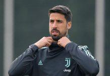 Sami Khedira Tetap Di Juventus Sampai Kontraknya Habis