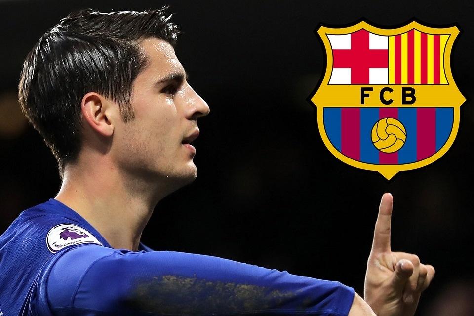 Terungkap! Barcelona Sempat Incar Morata