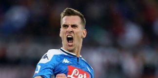 Atletico Siap Tampung Pemain Buangan Napoli