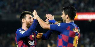 Tanpa Luis Suarez di Barcelona Messi Tumpul