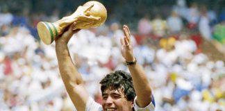 Mengenang Kembali Gol Terbaik Abad 20 Milik Maradona