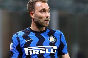 Tak Terpakai di Inter, Eriksen Akan Dipulangkan ke Inggris?