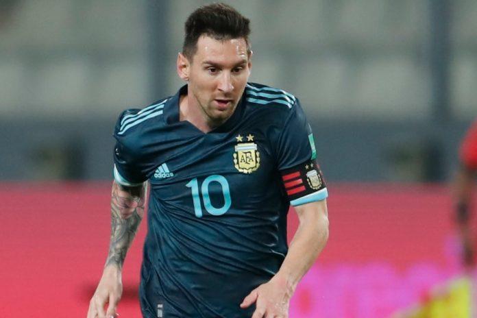 Messi vs Paraguay