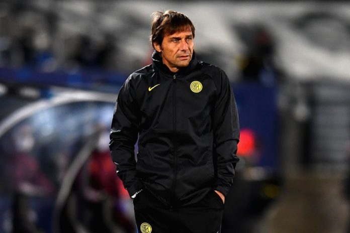Conte vs Real Madrid