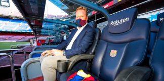 Koeman Ungkap Isi Pertemuan Pertamanya Dengan Messi