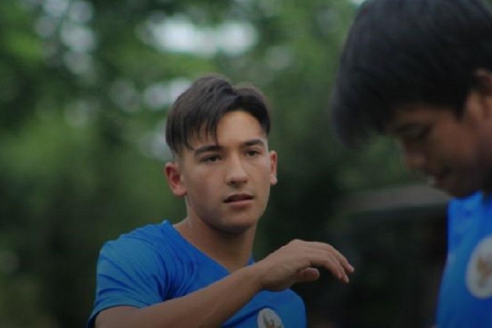 Jack Brown Ungkap Rahasia Dirinya Bisa Cepat Nyetel Bersama Timnas U-19