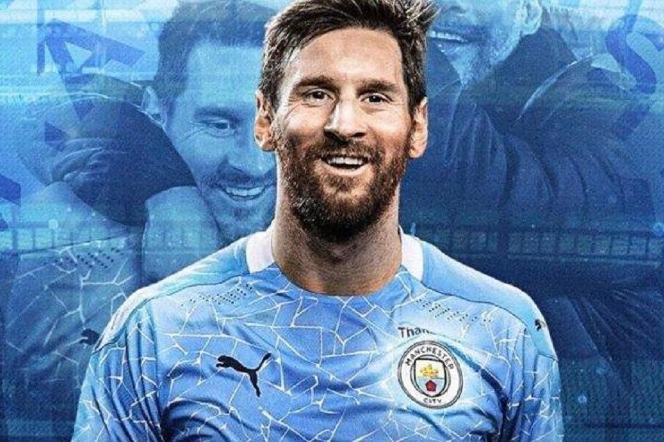 Messi akan ke Man City?