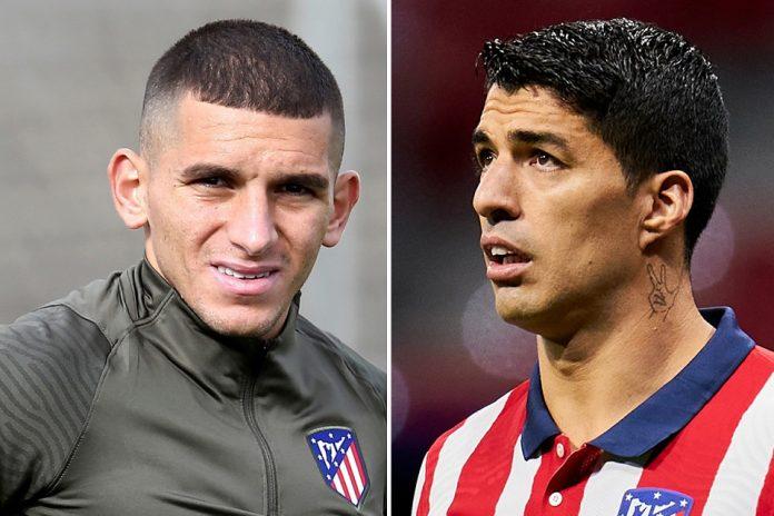 Setelah Suarez, Atletico Juga Kehilangan Lucas Torreira Yang Positif Covid-19