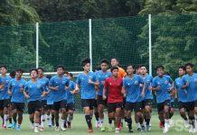 TC Di Spanyol, Timnas U-19 Tunggu Shin Tae-Yong Pulang Ke Indonesia