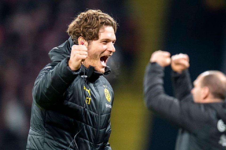 Terzic Siap Segera 'Bangkitkan' Para Pemain Dortmund