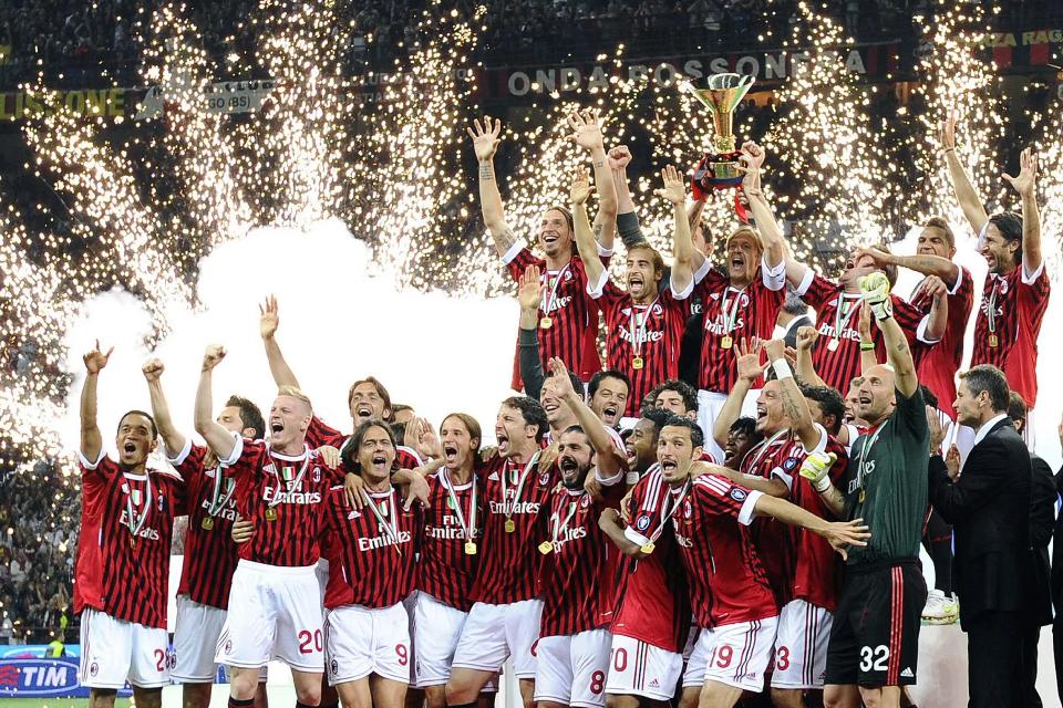 AC Milan 2010-11
