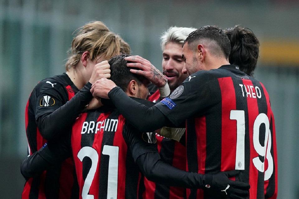 AC Milan targetkan dua trofi ini