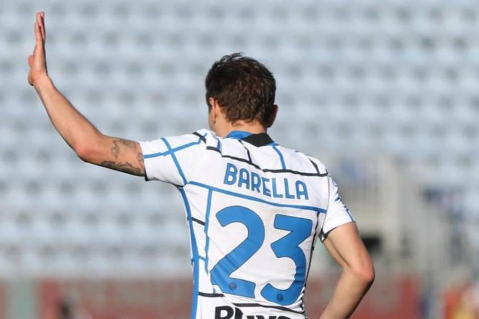 Ada Sedih Dibalik Gol Perdana Nicolo Barella Untuk Inter Milan