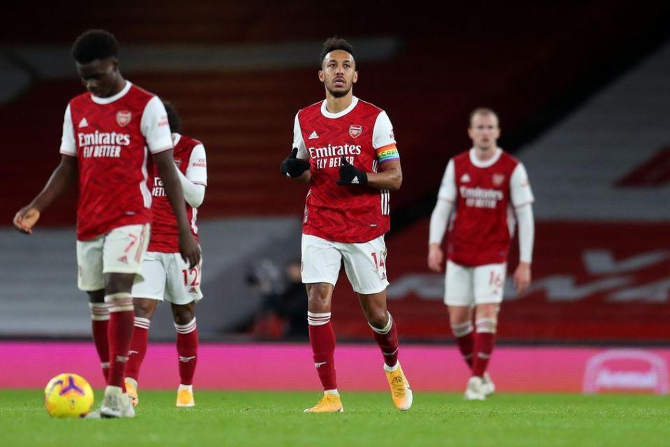 Raih Hasil Minor, Ruang Ganti Arsenal Memanas?