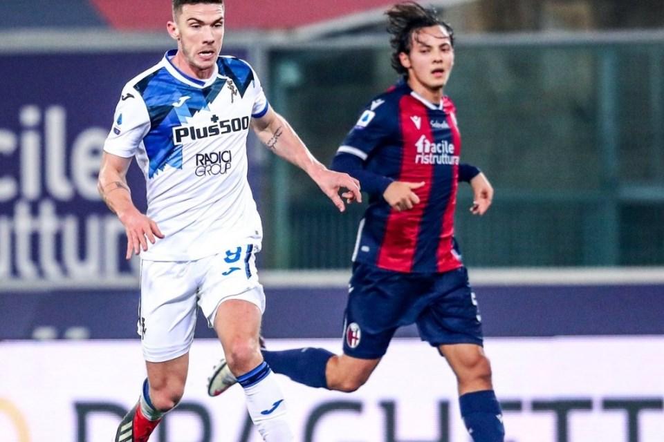 Hanya Imbangi Bologna, Pemain Atalanta Dicap Sombong