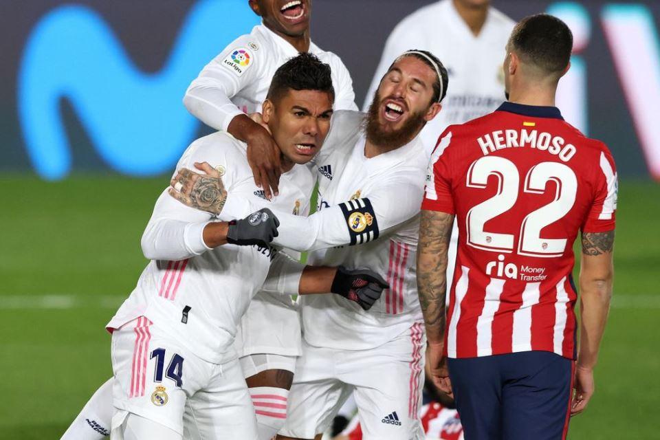 Kalah dalam Derby Madrid, Presiden Atletico: Masa Depan Klub Masih Cerah