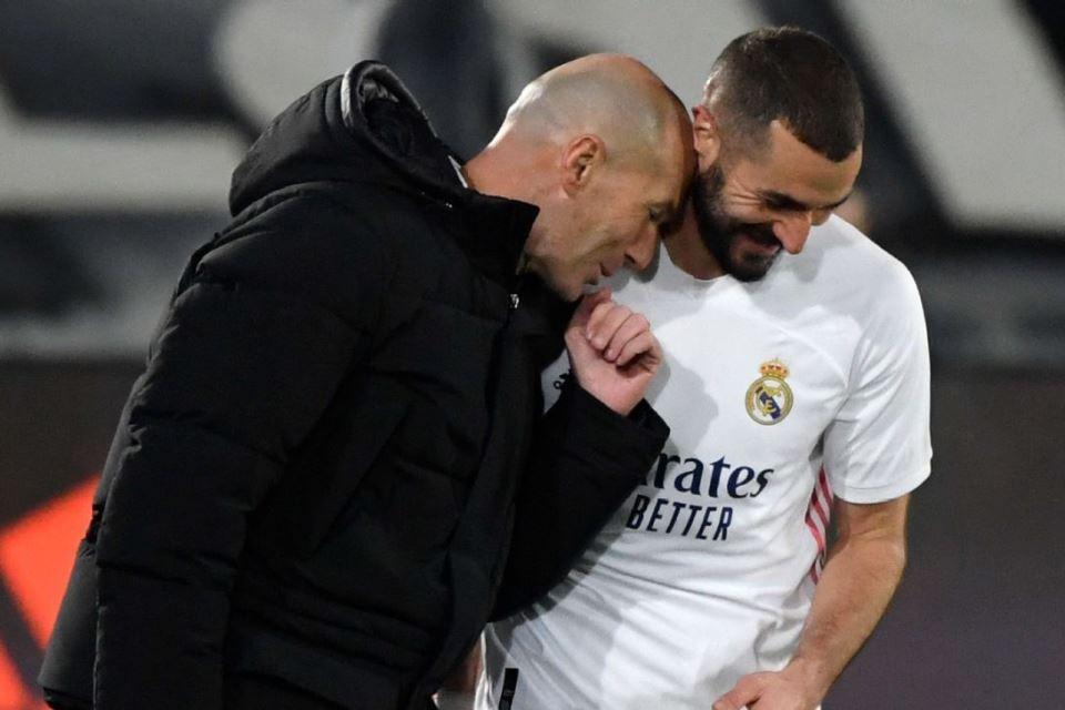 Zinedine Zidane: Karim Benzema Pantas Raih Ballon d'Or