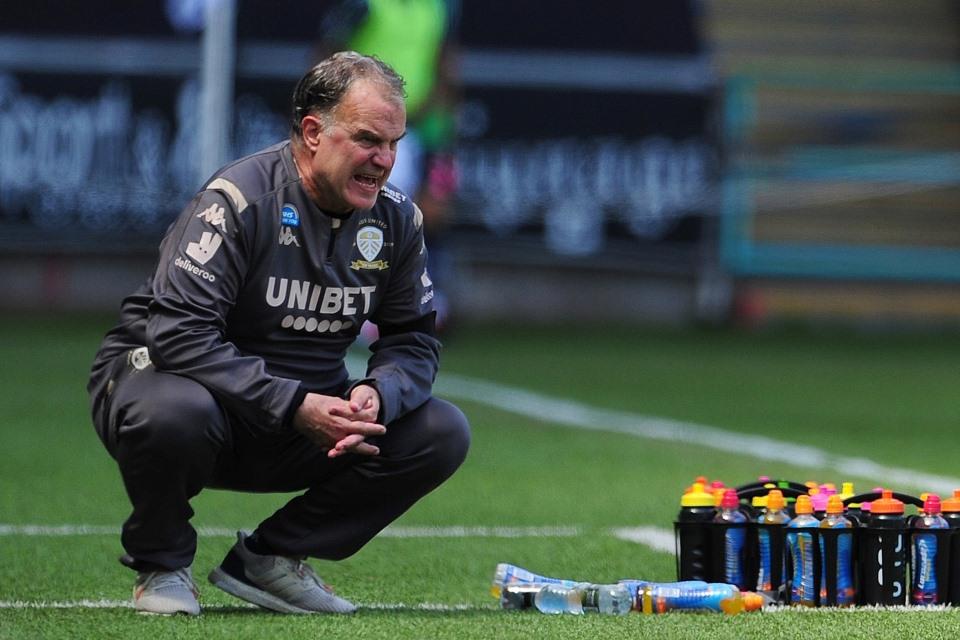 Ditantang Man United, Pelatih Leeds Hanya Tahu Kemenangan