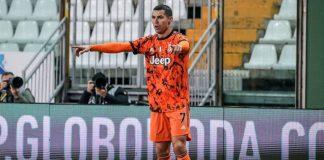 Cetak Brace, Ronaldo Samai Rekor Omar Sivori Di Juventus