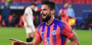Cetak Empat Gol, Fans Chelsea Desak Lampard Jadikan Giroud Starter